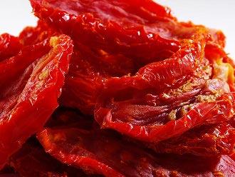 Sformatini di pomodori secchi