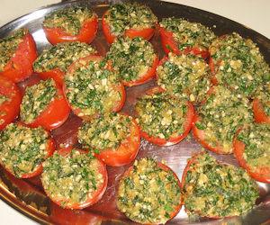 Antipasto di Pomodori