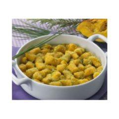 Gnocchi di zucca gialla
