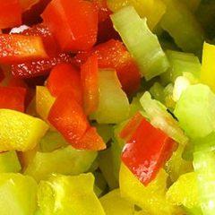 Quinoa alle verdure miste