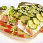 |⇨ Salmone alle Zucchine