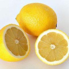 Seitan al limone