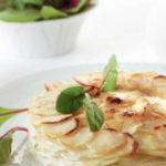 |⇨ Tortino di patate gratinato