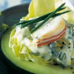 |⇨ Avocado con ripieno d'aragosta