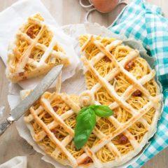 Crostata di Tagliolini