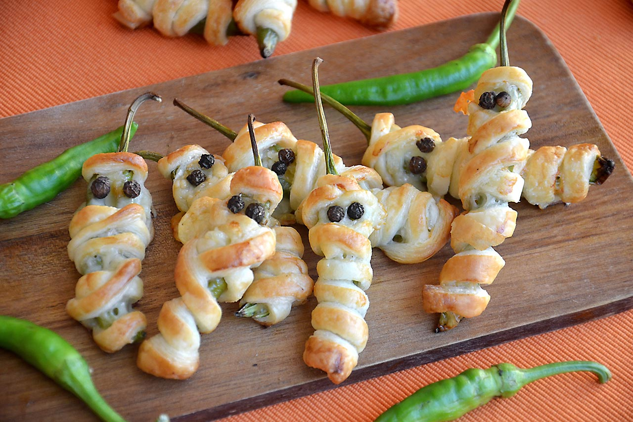 Peperoncini mummia