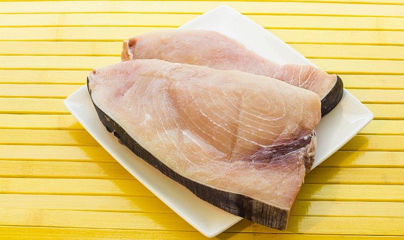 Pesce Spada Avvolto con Melanzane e Parmigiano
