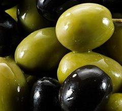 Seitan con birra e olive