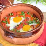 |⇨ Uova alla flamenca