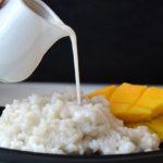 |⇨ Mango sticky rice