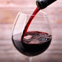 Reginette al sugo di vino