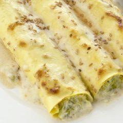 Cannelloni con gli asparagi