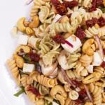 |⇨ Fusilli pomodori secchi, anacardi e tofu