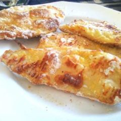 Petti di pollo impanati al forno