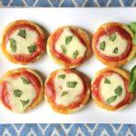 |⇨ Pizzette veloci senza lievito