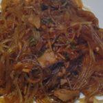 |⇨ Spaghetti di soia con melanzane