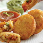 |⇨ Aloo Tikki