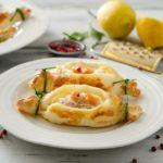 |⇨ Caramelle di pasta sfoglia al salmone