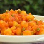 |⇨ Gnocchetti rossi alle verdure