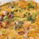 |⇨ Tortino di farina di ceci, zucca broccoli e cipolla