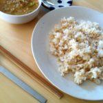 |⇨ Zuppa di ceci al curry